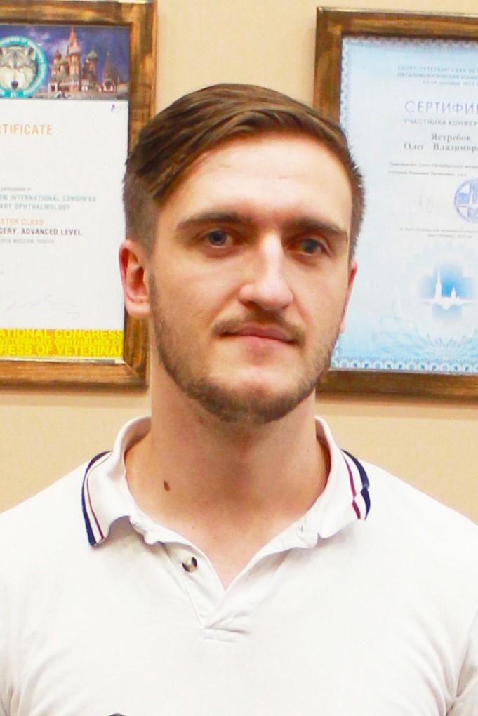 Oleg Yastrebov